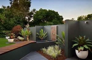 incroyable fontaine exterieure de jardin moderne 11 With fontaine exterieure de jardin moderne