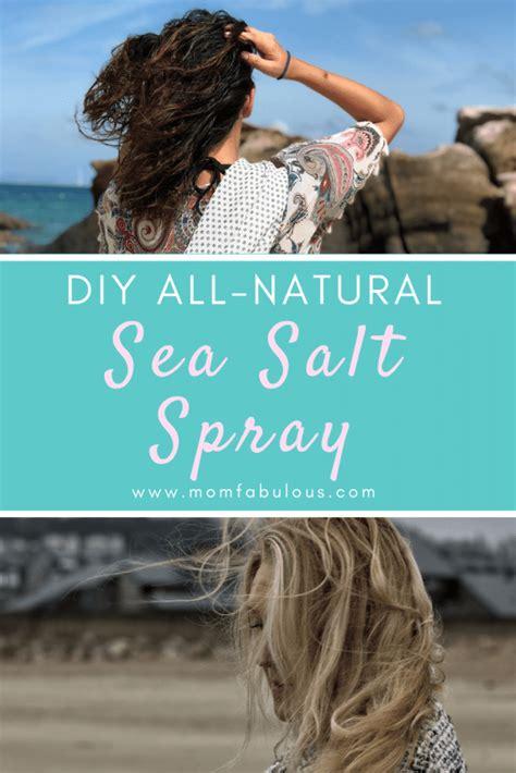 Homemade Sea Salt Spray Reddit