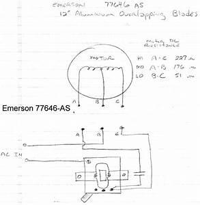 Emerson Oscillating Fan - Pre-1950  Antique