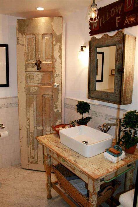small country bathroom decorating ideas 30 inspiring rustic bathroom ideas for cozy home amazing