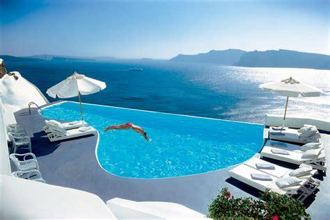 Katikies Hotel In Oia Santorini Greece Ruflyf