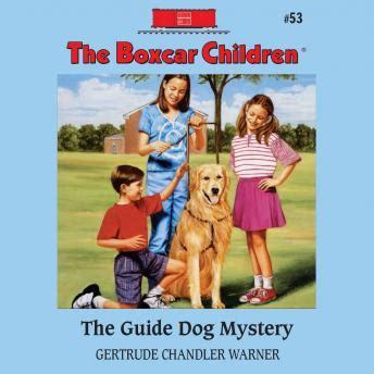 listen  guide dog mystery  gertrude warner