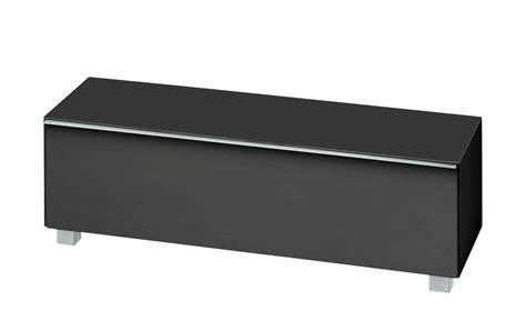 lowboard 140 cm lowboard soundbase s breite 140 cm h 246 he 43 cm schwarz