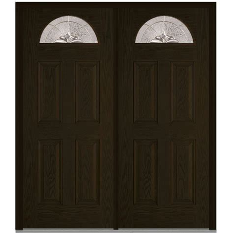 milliken millwork doors milliken millwork 64 in x 80 in heirloom master left