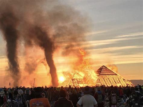 burning man festival marred  class war missing person