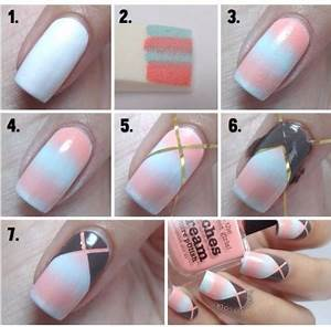 Easy Nail Art for Beginners Step By Step Tutorials ...