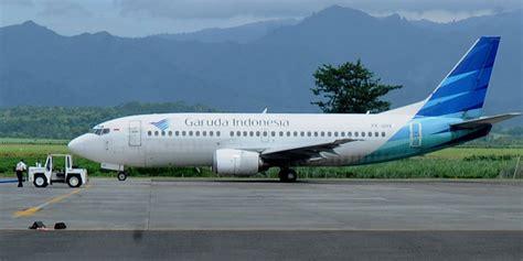 Ke Mumbai Pesawat Garuda Indonesia terbang 3 kali