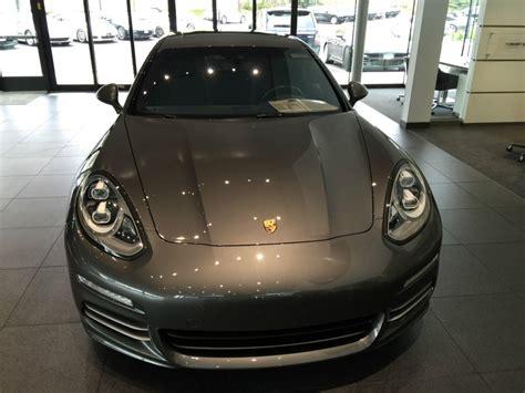 2014 Porsche Panamera 4s Executive Hatchback 4 Door 3.0l