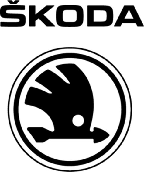 skoda logo vector eps free