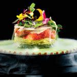 restaurant cuisine mol馗ulaire lyon la cuisine mol 233 culaire une explosion de saveurs qu 233 bec