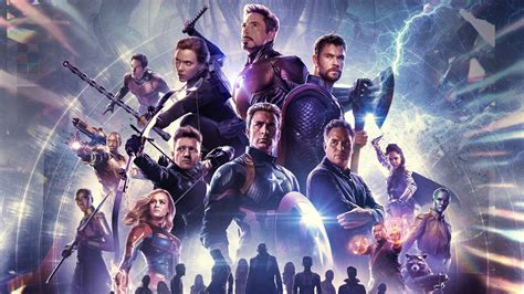Endgame, Marvel Superheroes, 2019, Hd