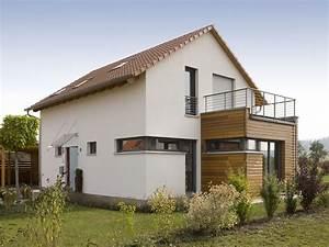 Dachfenster Mit Balkon Austritt : einfamilienhaus modern holzhaus satteldach modern eckfenster holzfassade balkon franz sischer ~ Indierocktalk.com Haus und Dekorationen