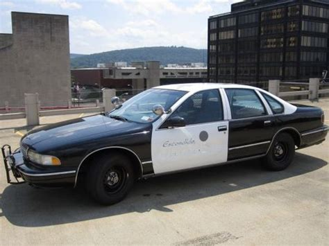 Find Used Chevy Caprice 9c1 Lt1 Police California Cruiser