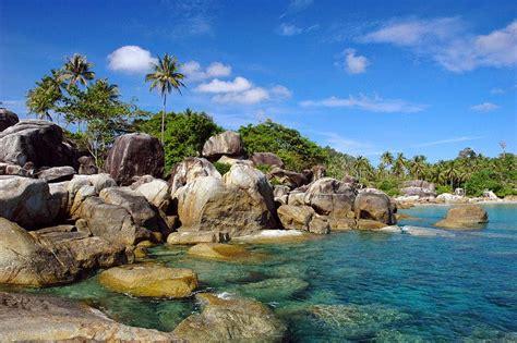 travel  indonesia archipelago bangka belitung