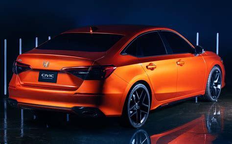 2022 honda civic hatchback interior. 2022 Honda Civic prototype debuts, previews 11th gen ...