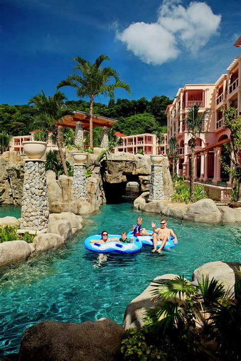 two centara properties in phuket voted within the top three family resorts in thailand