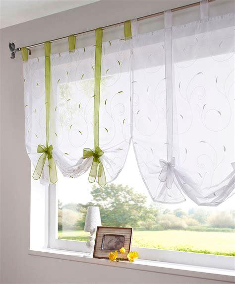 cortinas de cocina ideas  fotos  este  decorar