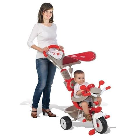si鑒e bebe velo smoby tricycle baby driver confort mixte evolutif achat vente tricycle cdiscount