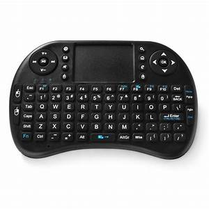 Mini Wireless Keyboard Mouse Touchpad Gaming Remote