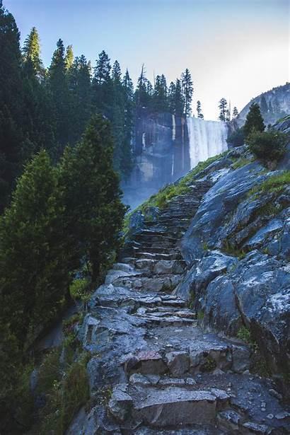 Yosemite Amazing National Park Waterfall Reddit