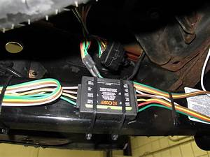 Curt Custom Fit Vehicle Wiring For Chevrolet Colorado 2007