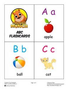 ABC Alphabet Letters Flash Cards