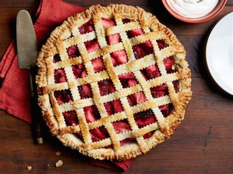 apple cranberry pie recipe food network kitchen food