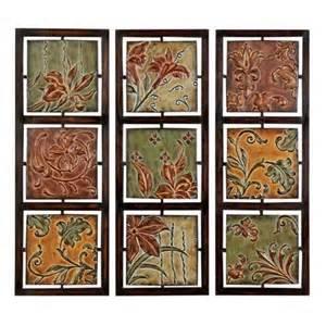 metal flower wall decor ebay