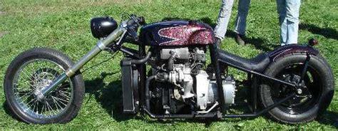 Homemade Diesel Motorcycles