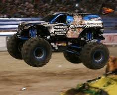 I wish they had more girly monster truck stuff! I have ...