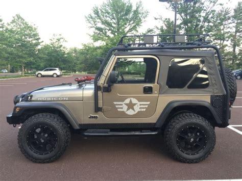 lifted jeep wrangler 2 door 2004 jeep wrangler rubicon 2 door lifted custom bumpers
