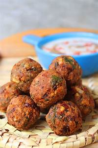 Lebanese Falafel Recipe / How to Make Chickpea Falafel ...
