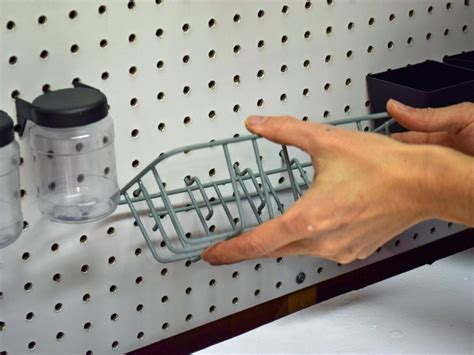 How to Install a Pegboard   how tos   DIY