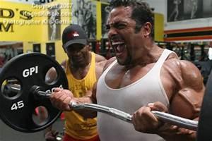 Vascular Bodybuilding Muscle Stop   Huge Bicep Vein Bulging