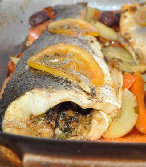 recette cuisine four bar au four les recettes de la cuisine de asmaa