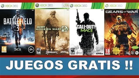 We did not find results for: Juegos XBOX 360 GRATIS !! - YouTube