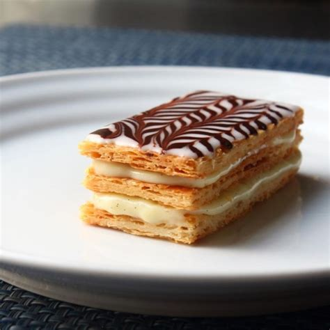 napolean pastry mille feuille napoleon pastry sheets photos allrecipes com