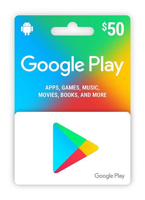 amazon  google play gift card