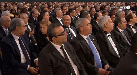 le quartet du dialogue national re 231 oit le nobel de la paix au cours d un c 233 r 233 monial immuable