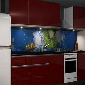 Folie Für Küchenrückwand : folie f r k che ~ Lizthompson.info Haus und Dekorationen