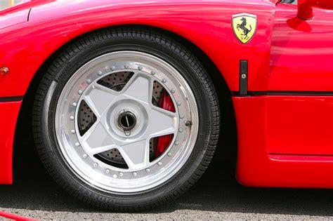 ferrari f40 wheels bangshift com top 11