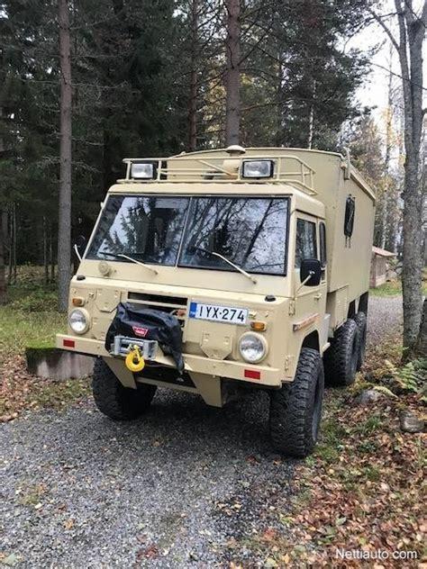 volvo  ready build camper     vehicle