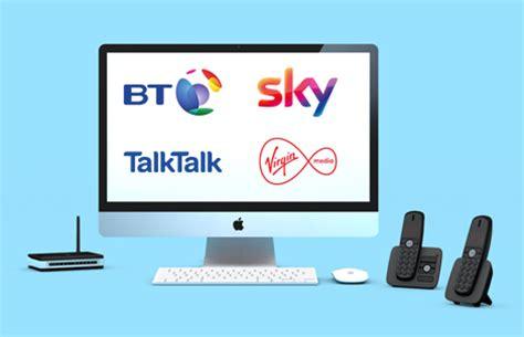 Compare Broadband Providers - Cheap Broadband Deals