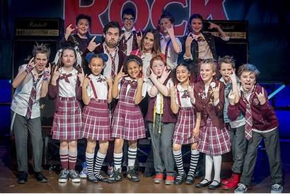 Rock Musical Wallpapers Cast Austin Miss Mel
