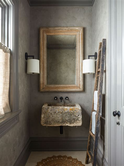 However, putting on hold the mirror from a noticeable rope or wire is a great. 12 Bathroom Mirror Ideas for Every Style   Architectural ...