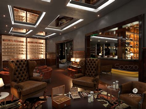 Bar Interior Design In Dubai Hotel Uae Spazio