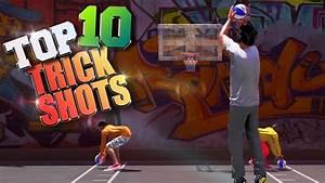 TOP 10 RARE TRICK SHOTS & GAME WINNERS - NBA 2K18 ...