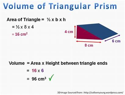 Volume Prisms Mathematics Passy Copyright