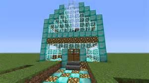 Home Design Diamonds House Minecraft Project