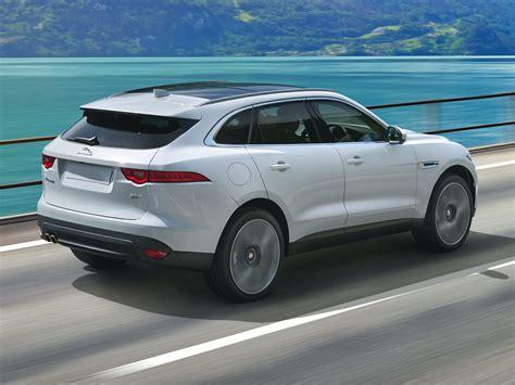 New 2017 Jaguar F Pace Price Photos Reviews Safety